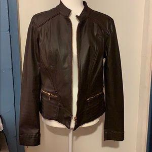WHBM Coated Jacket 🧥
